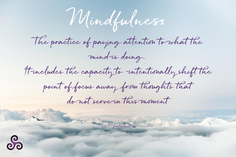 Mindfulness Definition